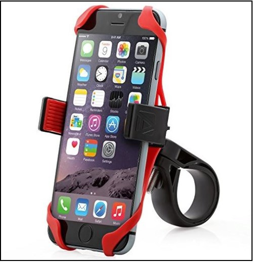 7 Aduro Bike mount holder for iPhone X