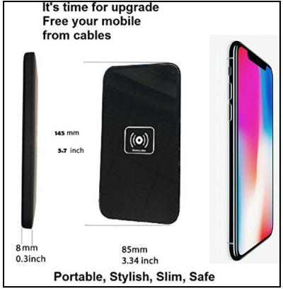 Best Wireless Charging base for iPhone X