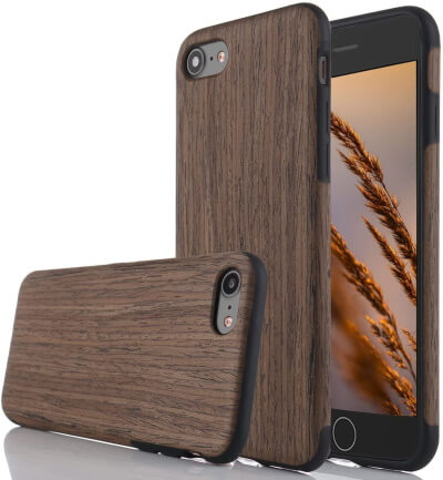 FADNUT Wood iPhone SE Wooden Case
