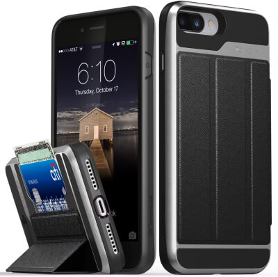 Vena iPhone 8 Plus Wallet Case