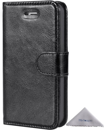 Wisdompro Premium Leather Case