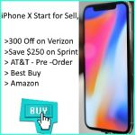 iPhone X Unlocked deals in USA: Best Place to buy an iPhone X USA SIM Free Unlocked