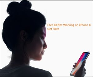1 Face ID Not Working on iPhone X