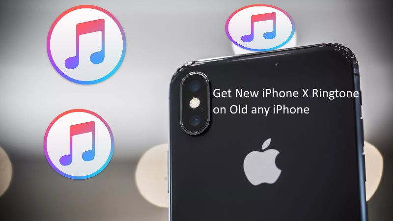 1 New iPhone X Ringtone on any iPhone model