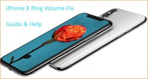 iPhone X Ring Volume low: iPhone X Not Ringing loudly on Incoming call