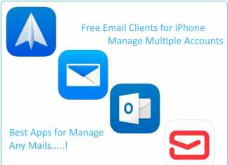 1 Best Free Email Clients for iOS in 2018