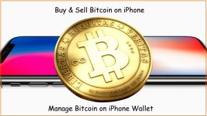 How to Buy Bitcoin on iPhone X/8/8 Plus/7/6 – Easily Step by Step guide
