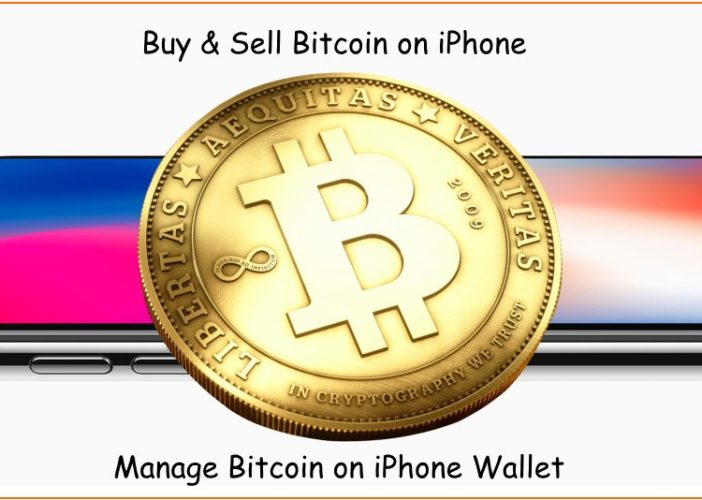1 Buy bitcoin on iPhone using Coinbase
