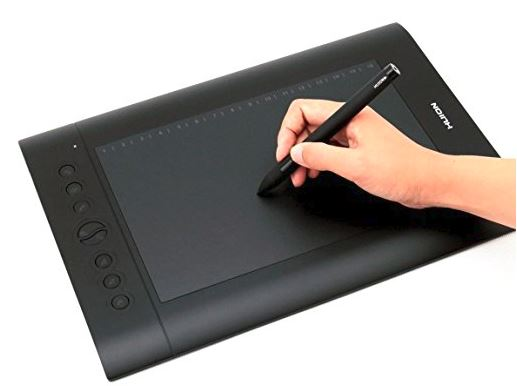 1 Huion Painting Best Drawing Tablets for Mac