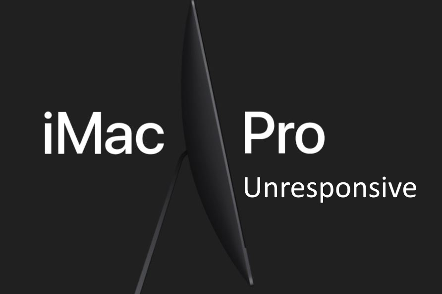 1 iMac Pro unresponsive on restore fix it
