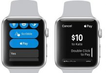 2 Add Money and Send money from apple Watch