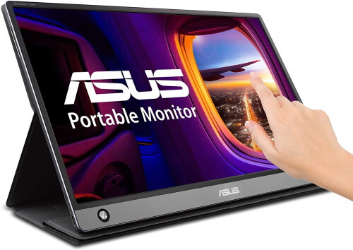 Asus Zenscreen Monitor with Built-in Battery