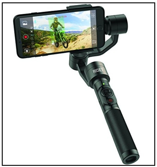 DOBOT Rigiet 3-Axis Handheld Gimbal for iPhone X