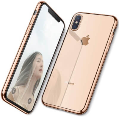 DTTO Transparent Case for iPhone XS Max