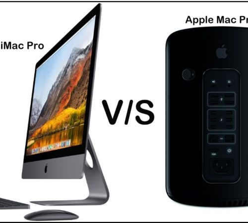 Difference between iMac Pro VS Mac Pro