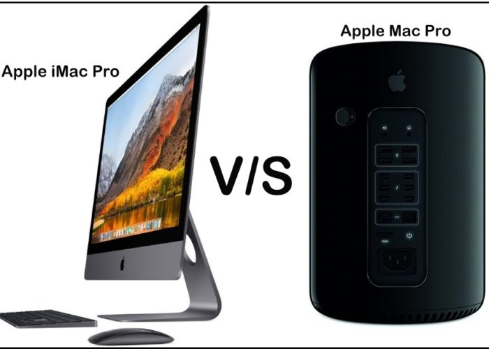 Difference between iMac Pro VS Mac Pro
