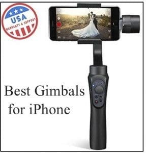 EVO SHIFT 3 Axis Handheld Gimbal for iPhone