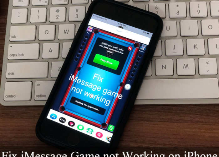Fix iMessage not working on iPhone X, iPhone 8 plus, iPhone 7 Plus