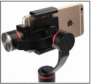LUVSS S1 3-Axis Handheld Gimbal Stabilizer Camera for iPhone X 8 7 Plus 6 Plus