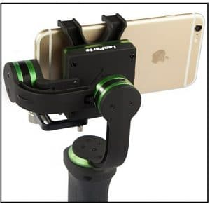 LanParte HHG-01 3-Axis Motorized Handheld Gimbal Stabilizer for iPhone