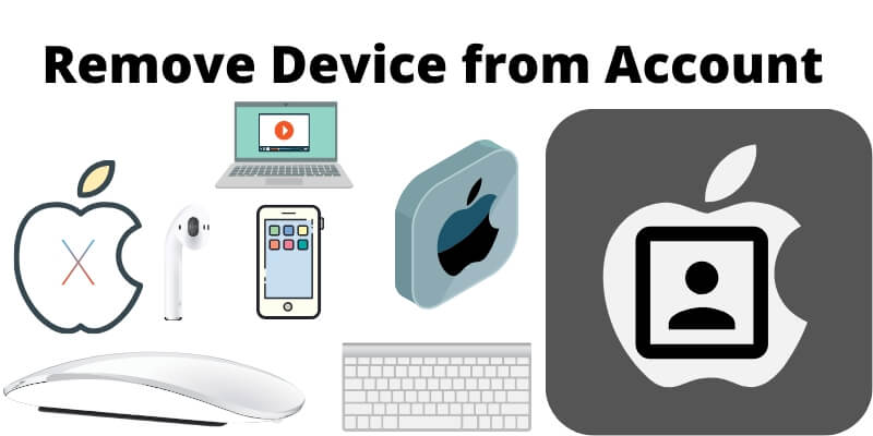 Remove Device from Apple ID or iCloud Account