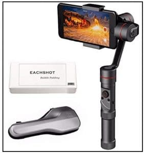 Zhiyun Smooth III Smooth3 3 Axis Handheld Gimbal Stabilizer iPhone X 8 plus 7+ 7 6+ 6 5S