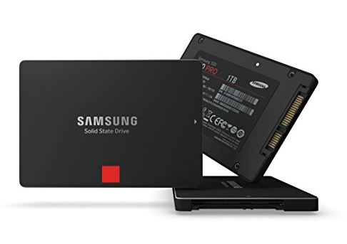 1 Samsung SSD Drives for Mac