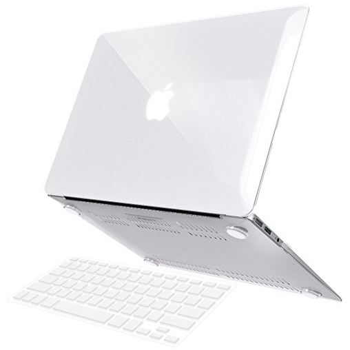 2 Plastic Keyboard Case for Macbook Air