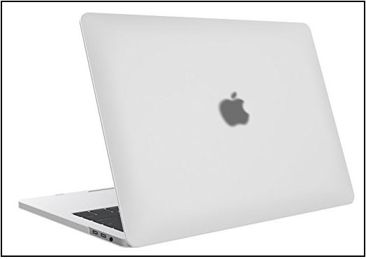 5 MacBook Pro Clear Skin cover