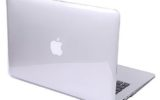 7 Transparent Plastic protective case for Macbook Pro