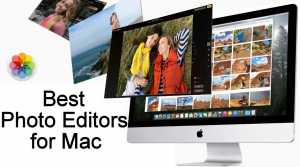Best Free Photo Editors for Mac for 2018