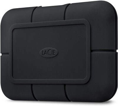 LaCie Rugged SSD Pro