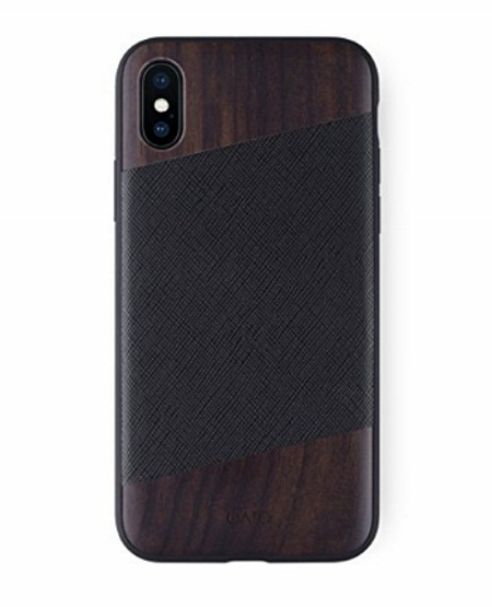 iATO wooden case for iPhone X on Amazon