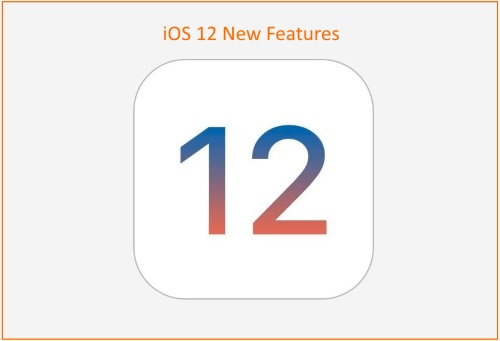 1 iOS 12 features and Rumors featured