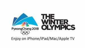How to Watch Winter Olympics 2018 on iPhone, iPad, Mac, Apple TV