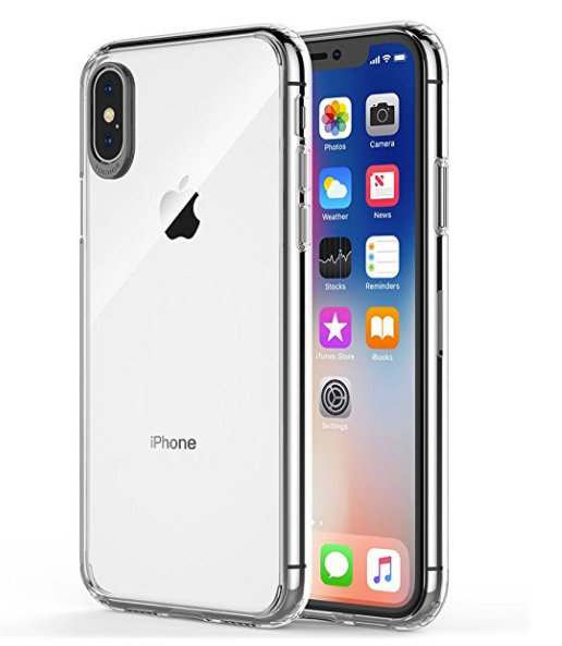 DUZHI protective case for iPhone X on Amazon
