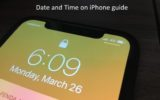 Change Date and Time on iPhone X and iPhone 8 and 8 Plus