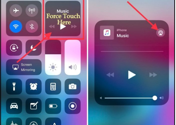 Fastest Way to Access Wi-Fi HomePod to Play Music iPhone