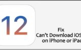 Fix Can't Download IOS 12 Beta on iPhone or iPad pro iPad Mini