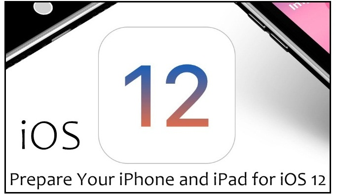 How Prepare Your iPhone and iPad for Download iOS 12 beta without Developer Account