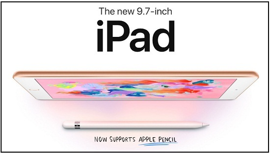Where to buy new iPad 2018 in USA INDIA UK