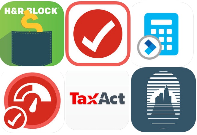 1 Best Tax apps for iPhone and iPad
