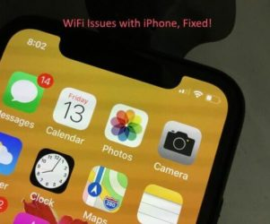 iPhone X WiFi issues fixed - WiFi Dropping out and Disconnecting