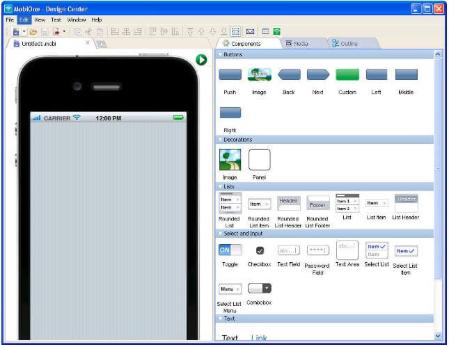 2 mobione iOS Emulator for windows PC
