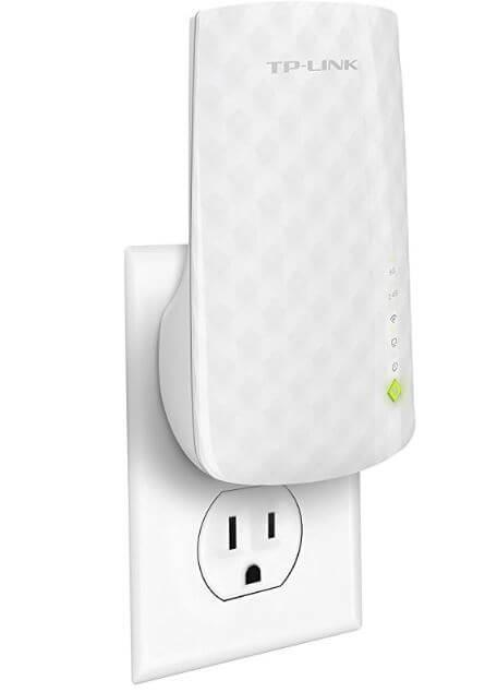 5 TP Link WiFi Extender для устройства WiFi