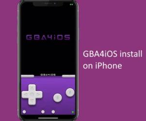 6 GBA4iOS install and play on iOS on iPhone & iPad