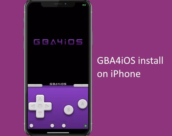 6 GBA4iOS install and play on iOS on iPhone & iPad