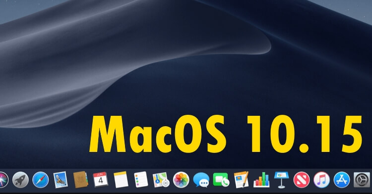 Download MacOS 10.15 Bata on Mac