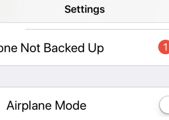 Fix iPhone X won't backup to iCloud before Update or after Update