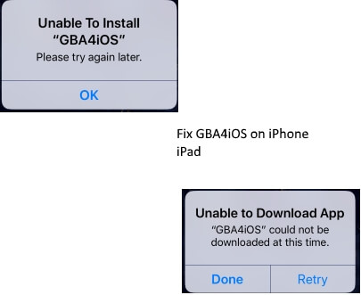 GBA4iOS unable to download or install (1)